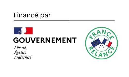 Financé par le gouvernement dans le cadre du plan France Relance